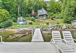 Location vacances Brookfield - Sherman Home with Lakefront Deck and Swimming Dock-3