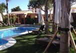 Hôtel Conil de la Frontera - Apartamento para 4 personas con jardín privado y barbacoa cerca de la playa-1