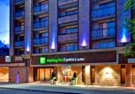 Hôtel Calgary - Holiday Inn Express and Suites Calgary-1