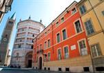 Hôtel Parme - Palazzo Dalla Rosa Prati-1