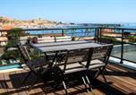 Location vacances  Haute Corse - L'Ile-Rousse Villa Sleeps 4 Pool Air Con Wifi-1