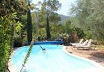 Location vacances Nans-les-Pins - Gites du Raby-1