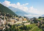 Hôtel Samedan - Kulm Hotel St. Moritz-1