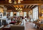 Hôtel Voudenay - Hostellerie de la Tour d'Auxois-2