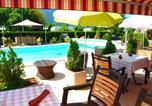 Hôtel Arâches-la-Frasse - The Originals Inter-hotel du Faucigny Cluses Ouest-4