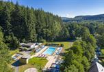 Camping avec Site nature Belgique - Camping Sandaya Parc La Clusure-1