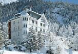 Hôtel Pontresina - Hotel La Collina-2