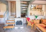 Location vacances Bad Hersfeld - Three-Bedroom Holiday home Kirchheim with a Fireplace 01-2