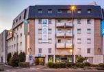 Hôtel Sannois - Ibis Budget St Gratien - Enghien-Les-Bains-1