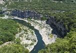 Camping avec Hébergements insolites Privas - Huttopia le Moulin-4