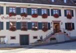 Hôtel Arlesheim - Gasthaus zur Sonne-1
