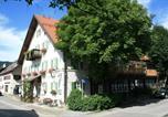 Hôtel Bad Kohlgrub - Hotel-Gasthof zur Rose-1