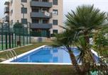 Location vacances Torredembarra - Torredembarra Beach Apartment-1