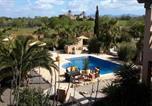 Location vacances Campos - Finca Alqueria Fosca-3