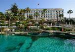 Hôtel 5 étoiles Roquebrune-Cap-Martin - Royal Hotel Sanremo-1