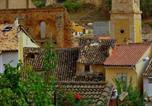 Location vacances Yunquera de Henares - Apartamento rural 'Los Soportales' 3-2