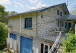 Location vacances Rignac - Attractive Villa in Brandonnet France With Private Terrace-2