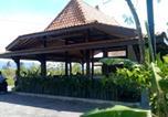 Location vacances Borobudur - Puri Menoreh Hotel and Restaurant-2