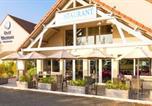 Hôtel Rochefort-en-Yvelines - Best Western Amarys Rambouillet-1