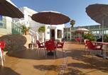Hôtel Mojácar - Hotel Rancho del Mar-3