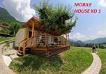 Location vacances Kobarid - Mobile House Kd-1
