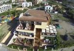 Hôtel Campofelice di Roccella - Villa Cerniglia-1