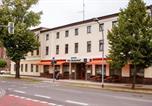 Hôtel Tangermünde - Hotel am Bahnhof-2