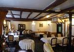 Hôtel Worcester - The Falcon Hotel-4