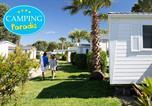 Camping avec Quartiers VIP / Premium Collioure - Camping Paradis le Pearl-1