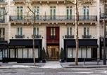 Hôtel 5 étoiles La Chapelle-en-Serval - Hotel Bowmann-3
