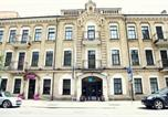 Hôtel Lituanie - City Hotels Algirdas-1