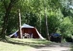 Camping avec Site nature Tamniès - Camping Le Vézère Périgord-3