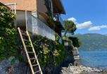 Location vacances Nesso - Villa a lago-1