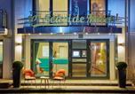 Hôtel Büsum - Bernstein Hotel &quote;50`s Seaside Motel&quote;-2