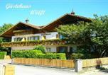 Hôtel Bodenmais - Gästehaus Wölfl-1