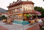 Hôtel İçmeler - Mavera Hotel-1