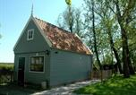 Location vacances Almere - Quaint Holiday Home in Amsterdam near Lake-1