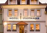 Hôtel Bad Kissingen - Hotel an der Stadtmauer