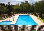 Camping 4 étoiles Martres-Tolosane - Camping En Salvan Association Le Logis Familial-1