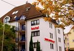 Hôtel Fellbach - Hotel Astoria am Urachplatz-1