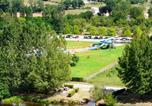 Camping 4 étoiles Thérondels - Escapade Vacances - Camping Le Port Lacombe-1