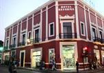 Hôtel Mérida - Hotel Reforma-1