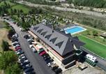 Hôtel Province de Huesca - Sabiñanigo Camp & Hotel-1