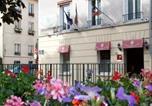 Hôtel Hauts-de-Seine - Hôtel du Parc-1