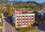 Hôtel Bizau - Sonne - Hotel am Campus Dornbirn-1