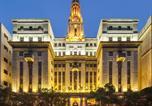 Hôtel Shanghai - Jin Jiang Pacific Hotel-1