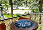 Location vacances Ubatuba - Apto Wembley Tenis Praia Toninhas Ubatuba-2