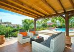 Location vacances Tàrbena - Alcalali Villa Sleeps 8 with Pool and Air Con-4