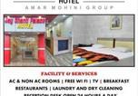 Hôtel Ujjain - Spot On 23725 Jay Shanti Palace Hotel-1