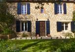 Location vacances La Bastide-d'Engras - Xixe Provencal Stone House with Private Pool-1